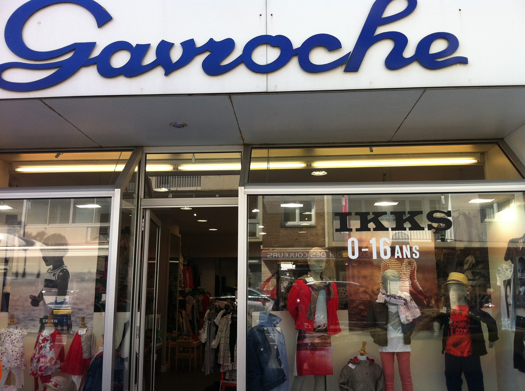 Gavroche dunkerque infos t l phone horaires for Horaire castorama dunkerque
