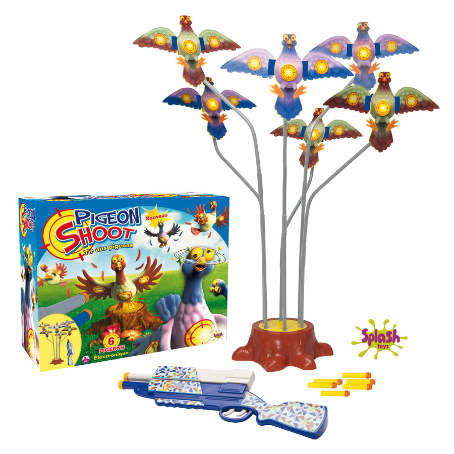 Pigeon Shoot SPLASH TOYS