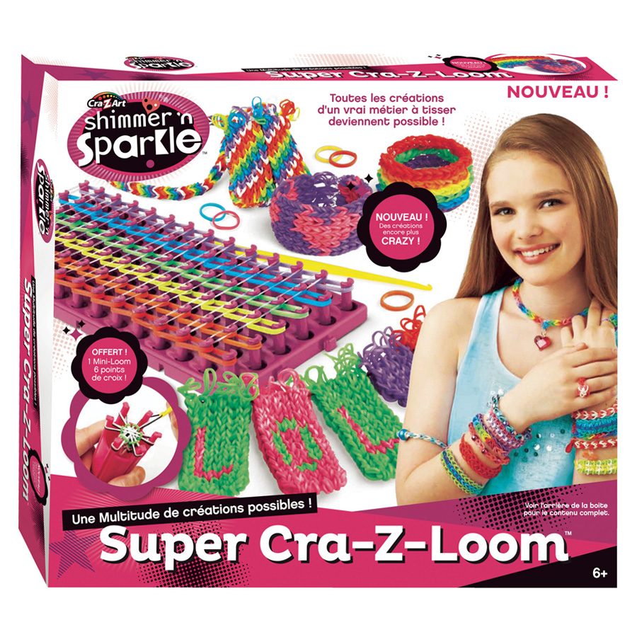 Super Cra Z Loom KANAI KIDS