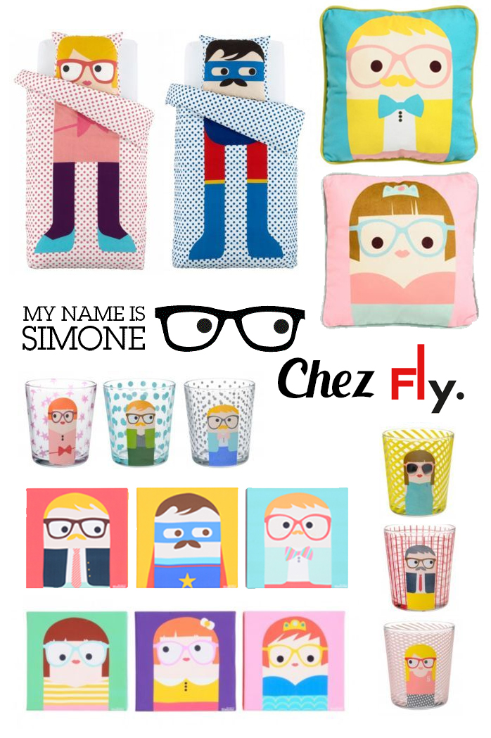 My Name is Simone chez Fly