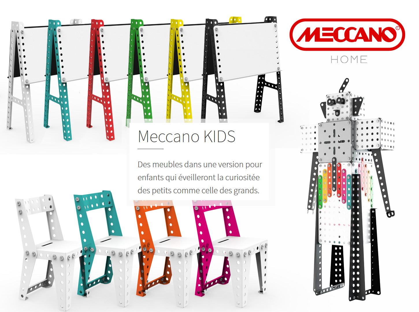 Meccano home Kids
